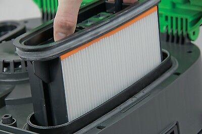 2 Stück Filter Filtersatz Eibenstock DSS 25 35 50 Industriestaubsauger Premium