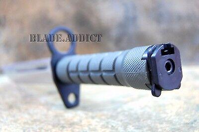 "13.5"" Bayonet US Military Tactical Combat Hunting SURVIVAL Knife Fixed Blade 4"