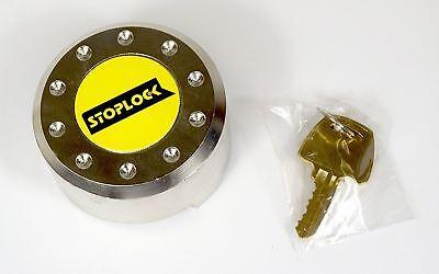 Stoplock for Iveco Daily High Security Anti-Theft Van Rear Door Lock + 3 Keys 7