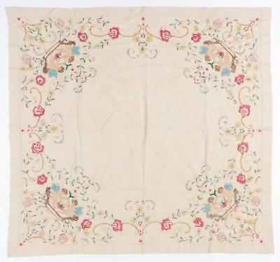 Antique Greek Embroidery w. Angels Lot 81