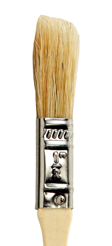 36 Pk- 1/2 inch Chip Paint Brushes for Paint, Stains,Varnishes,Glues,Gesso