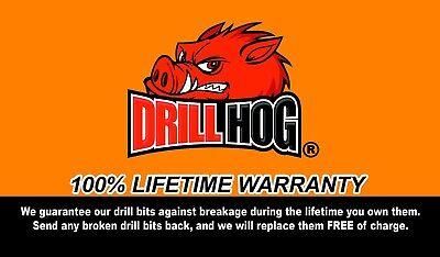 Drill Hog® 13 Pc COBALT Drill Bit Set Index Cobalt Bits M42 Lifetime Warranty 5