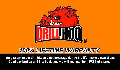Drill Hog® 60 Pc NUMBER Drill Bit Set Wire Gauge Bits MOLY M7 Lifetime Warranty 6