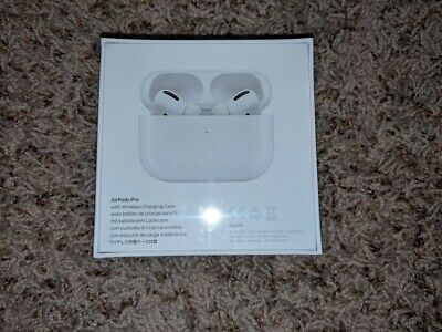Apple AirPods PRO Noise Cancelling White Wireless Earbuds 2019 NEW FAST SHIP 5