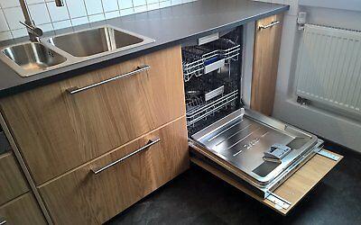 Adapter Scharnier BEHJÄLPLIG für vollintegrierte Spülmaschine in IKEA Küche 3