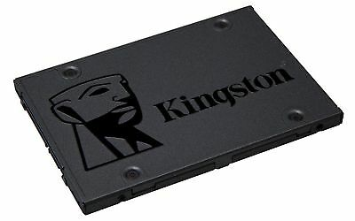 "Kingston SSD 120GB 240GB 480GB 2.5"" SATA Internal Solid State Drive A400 500MB/s 4"