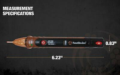 *Southwire Dual Range Non-contact AC Voltage Detector 40126N 5