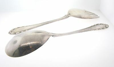 Lily of the Valley// Liljekonval Georg Jensen Silver Luncheon Fork VINTAGE