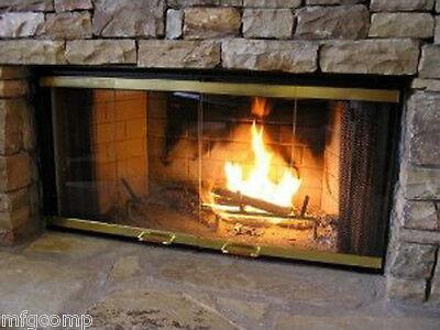 Fireplace Doors For Superior Lennox Fireplaces 41 Set 19900