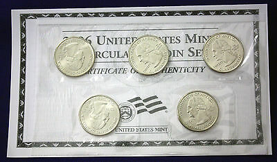 2006 UNCIRCULATED Genuine U.S. MINT SETS ISSUED BY U.S. MINT 6
