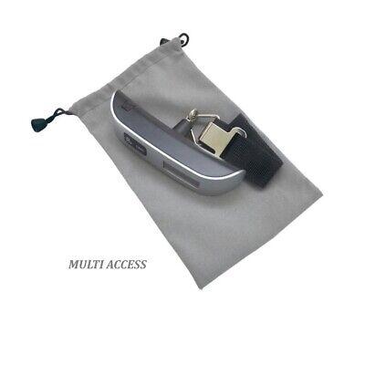 Pèse Bagage Electronique Portable Balance Numérique 50kg LCD Rétro-éclairé Peson 7