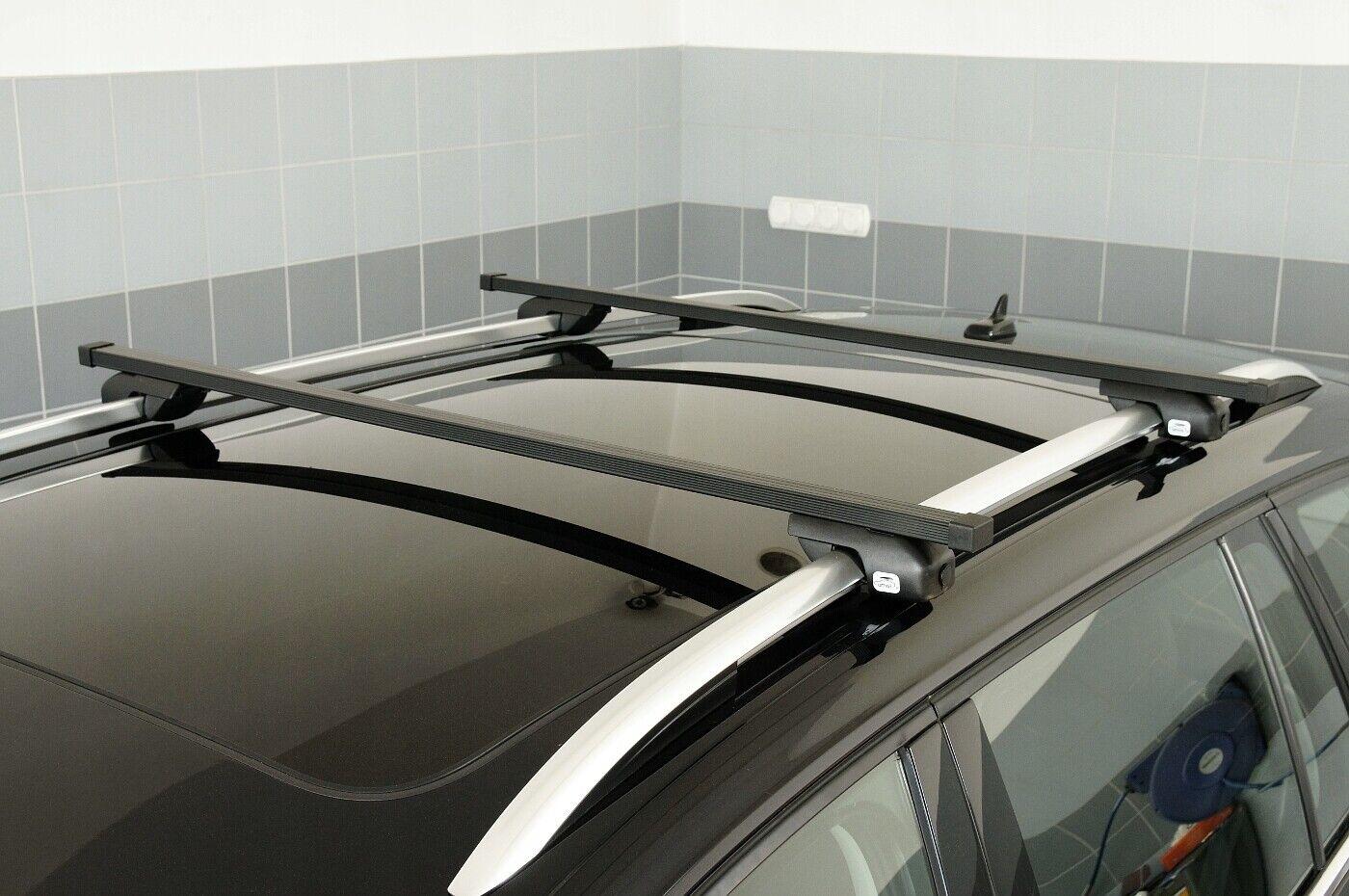 Dachträger Relingträger AMOS offener Reling VW Caddy Maxi Life IV VAN 16