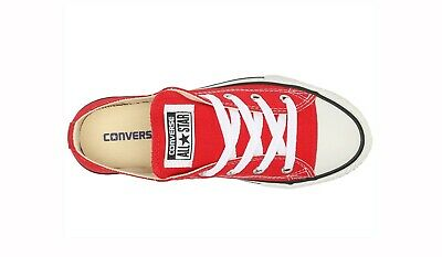 2807eab3 ... CONVERSE All Star Low Top Red Shoes Youth Kids Girls Fashion Sneakers  3J236 5