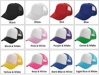... Uomo Donna Mesh Snapback Sport Golf Cappello Baseball Stile Camionista  Curvo 5 600817c85b73