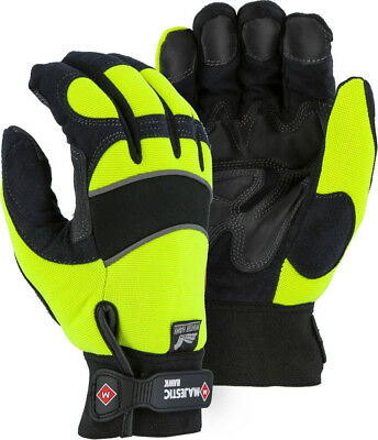 Majestic 2145 Winter Hawk ArmorSkin™ Insulated Gloves, Waterproof & Breathable