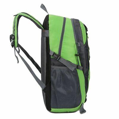 40 Liter Waterproof Outdoor Sports Bag Backpack Travel Hiking Camping Rucksack 10