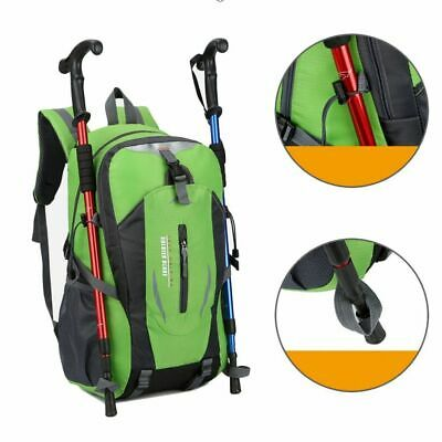 40 Liter Waterproof Outdoor Sports Bag Backpack Travel Hiking Camping Rucksack 5