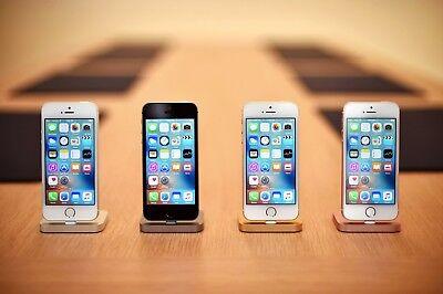 Apple iPhone SE, 16GB 32GB 64GB 128GB, All Colours - Unlocked Smartphone 2