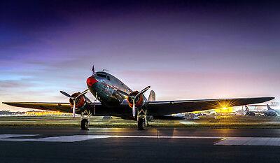 DOUGLAS AIRCRAFT COMPANY 1960 HAT PIN LONG BEACH CA FLY MD JETS ROCKET WING GIFT