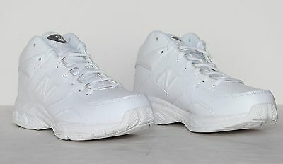 5 of 9 NEW BALANCE BB581WT Wht Mens Basketball Shoes 4E Width - NWD