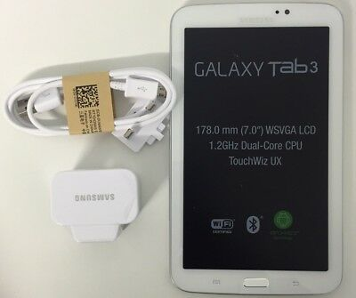 BRAND NEW SAMSUNG Galaxy Tab 3 T210 Tablet 7