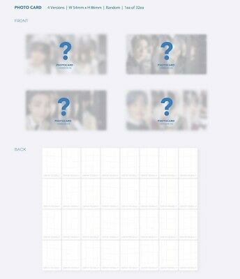 BTS MAP OF THE SOUL : 7 Album CD+Book+M.Book+Lyric+P.Card+Post+Sticker+F.Poster 6