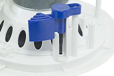 Coppia casse altoparlante audio bluetooth soffitto incasso casa 20w P8055 5