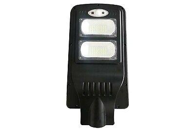 Lampione Stradale Con Telecomando Led 60 W Pannello Solare Fotovoltaico Jd1960 5