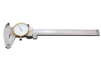 Calibro centesimale a corsoio con orologio precisione 150 mm 5