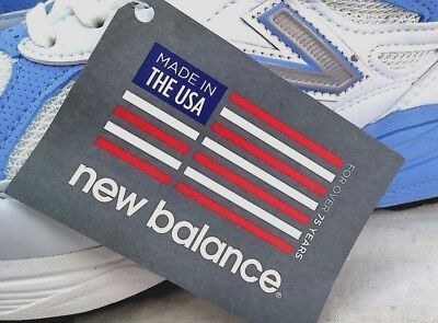 Athletic Shoes W990WB3  MADE IN USA Size 6.5 New Balance Women/'s 990v3 Running