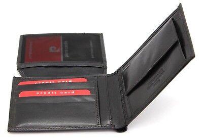 ab15bdeec5 ... Portafoglio in pelle uomo Pierre Cardin con portamonete porta carte e  ribaltina 3