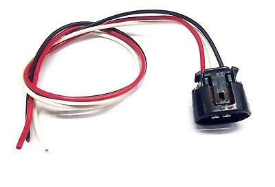 MINI Alternator Connector Power Cable W10 W11 Denso 105 AMP 3 Pin 7510301
