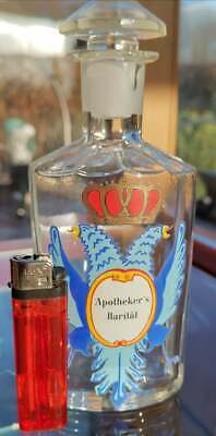 Apotheker - Altes, wunderschönes Apothekerglas - APOTHEKER'S RARITÄT  Seltenheit 6