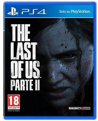 The Last Of Us Parte 2 Ps4 Videogioco Italiano Play Station 4 Gioco Sony Nuovo 2
