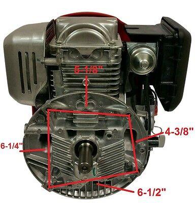 "GCV 190 HONDA 6hp Over Head Cam Motor 7/8"" x 1-7/8 ..."