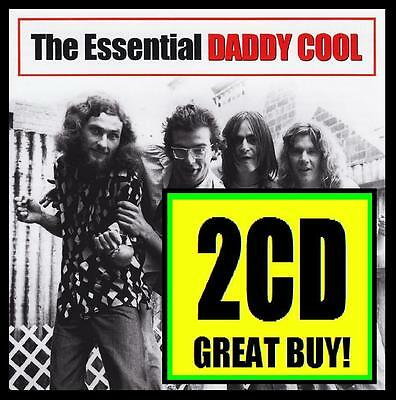DADDY COOL (2 CD) THE ESSENTIAL ~ ROSS WILSON ( MONDO ROCK ) 70's AUSSIE *NEW* 2