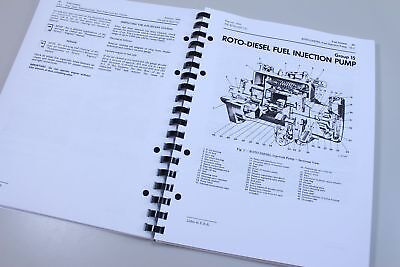 SERVICE MANUAL FOR John Deere 830 Tractor Repair Shop Technical 1973-1975  All