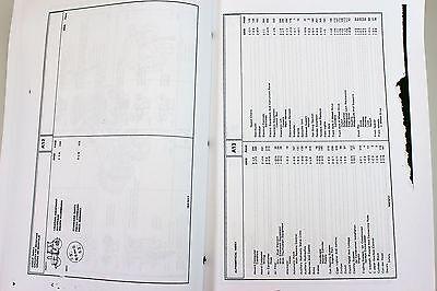 Massey Ferguson Mf 3140 Tractor Parts Catalog Manual Book Exploded