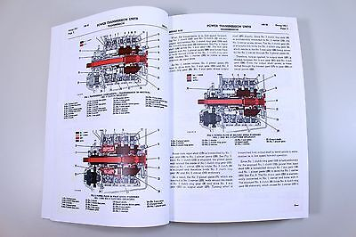 CATERPILLAR D6 D6C CRAWLER TRACTOR DOZER SERVICE REPAIR MANUAL 74A1 up 76A1  up