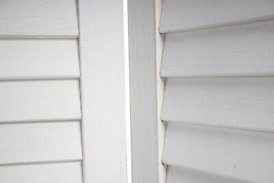 Raumteiler Trennwand Sichtschutz Ornamente 170x241x2cm braun Paravent Izmir