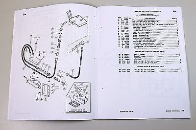 J i case model 65 front end loader tractor parts assembly manual 3 of 7 j i case model 65 front end loader tractor parts assembly manual catalog fandeluxe Choice Image