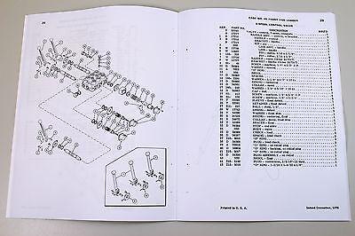 J i case model 65 front end loader tractor parts assembly manual 4 of 7 j i case model 65 front end loader tractor parts assembly manual catalog fandeluxe Choice Image