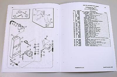 J i case model 65 front end loader tractor parts assembly manual 5 of 7 j i case model 65 front end loader tractor parts assembly manual catalog fandeluxe Choice Image