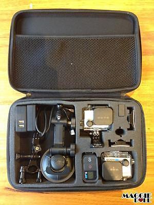 Extra Large GoPro Travel Storage Carry Hard Bag Case  Go PRO HERO 7 6 5 4 3 2 3