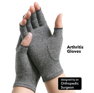 Arthritis Gloves Compression Joint Finger Pain Relief Hand Wrist Support Brace 2