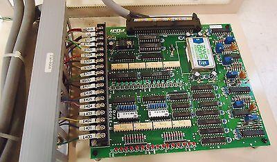 Fuji Tsa-150(Tsa-150-1) Line Controller Circuit Board W/ Tsa-200A D/a Module-11 4