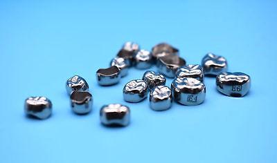 Dental Kids Primary Molar Crown Stainless Steel Pediatric 48 Sizes Hot Sale 6