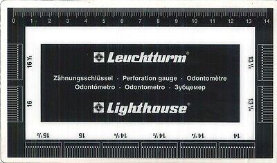 ODONTOMETRO PROFESSIONALE  (misuratore di dentellature  da 7 a 16 1/2) 2