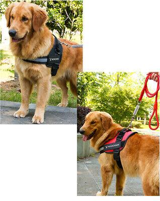 Tactical Dog Excursion K9 Training Patrol Vest Harness, XS/S/M/L/XL/XXL 8