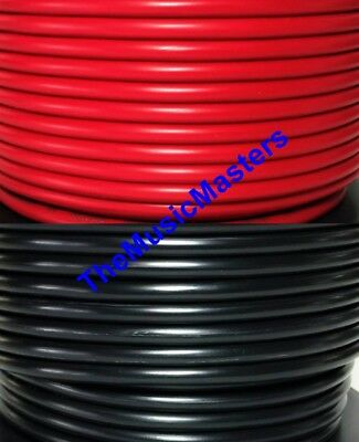 16 Gauge 100' ft each Red Black Auto PRIMARY WIRE 12V Wiring Car Power Cable 2